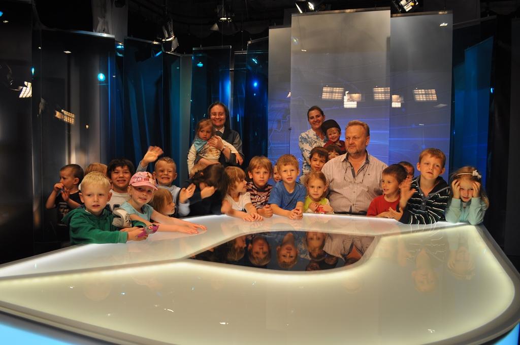Wizyta w Telewizji Łódź
