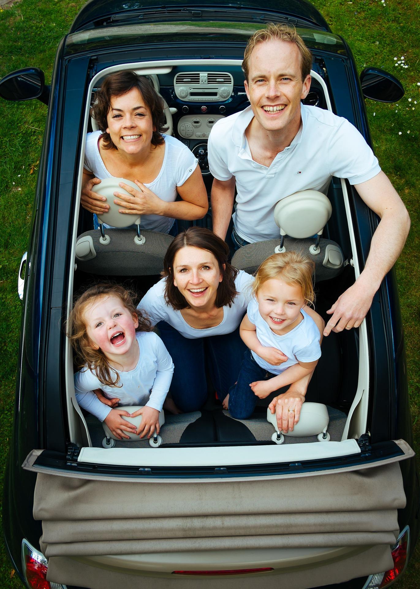 Wyjazd integracyjny Rodzin